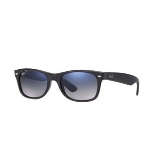 Ray-Ban Polarized New Wayfarer Matte Sunglasses